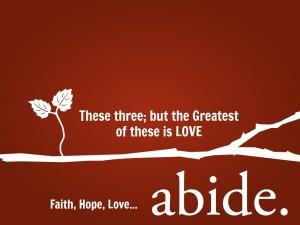 Love Abides